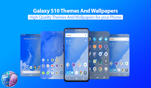 Theme For Samsung S10 Wallpaper Note 9 Apps On Google Play