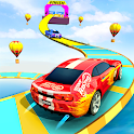 Furious Car Stunts Mega Ramp Car Games icon