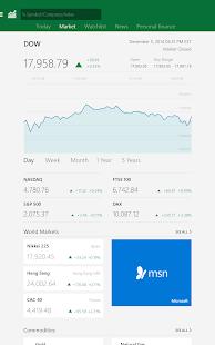 App MSN Money- Stock Quotes & News APK for Windows Phone