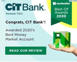 CitBank Programmatic Ad Creative Example
