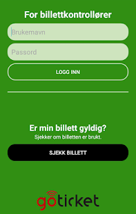 GoTicket- screenshot thumbnail