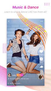 LIKE Lite – Magic Video Community Žaidimai (APK) nemokamai atsisiųsti Android/PC/Windows screenshot