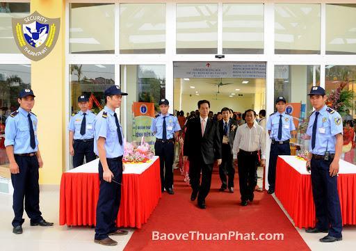 Công ty bảo vệ tphcm chuyên nghiệp, tận tâm nhất - Thuận Phát Security