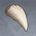 奇妙な「牙」