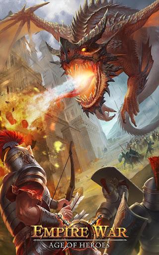 Empire War: Age of Heroes  άμαξα προς μίσθωση screenshots 1