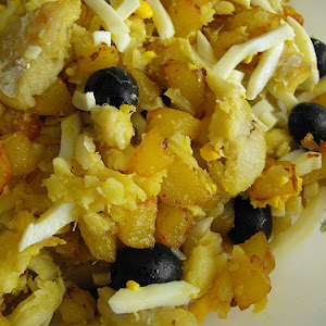 Fried Codfish - Actifry Recipe