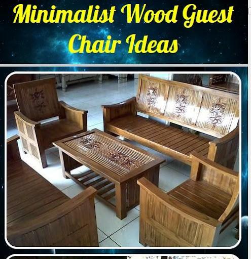 Minimalist Wood Guest Chair Ideas 2.0 screenshots 2