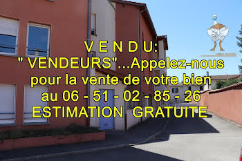 appartement à Toussieu (69)