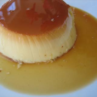 Caramel-Topped Flan
