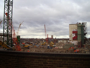 Photo: 28/01/07 - Ground photos showing Highbury Stadium former home of AFC - contributed by Mike Latham