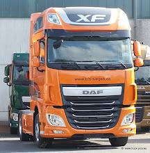 Photo: NEW DAF---> www.truck-pics.eu