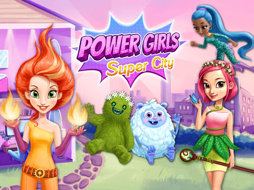 Power Girls Super City 1.0.49 screenshots 17