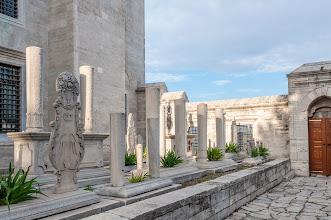 Photo: Friedhof hinter derSüleymaniye-Moschee
