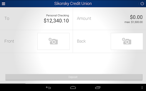 Sikorsky Credit Union- screenshot thumbnail