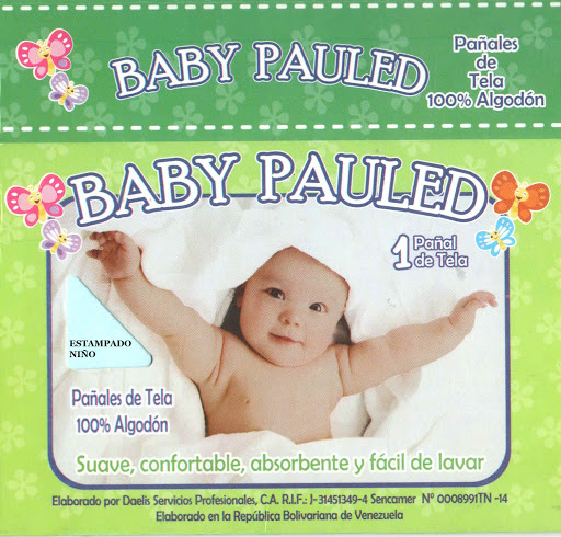 pañales de tela baby pauled estampado niño 1und