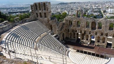 Photo: Herodes Atticus Odeon