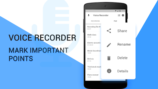 App Voice Recorder APK for Windows Phone