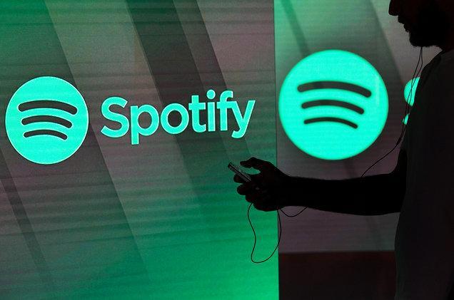 Kết quả hình ảnh cho Spotify