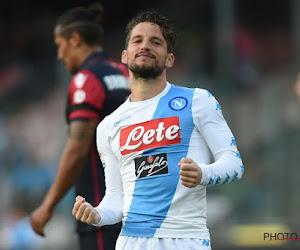 Mertens, meilleur attaquant d'Italie ? Pour la presse italienne, c'est une évidence