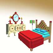 Furniture 3D Color By Number - Voxel Coloring Book Android APK Download Free By Coloring By Number - Pixel Art Games : Next Tech