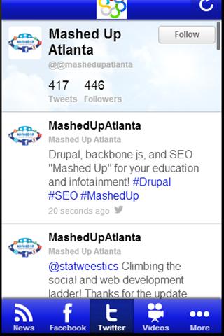 Mashed Up Atlanta