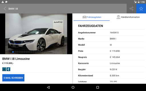 BMWBörse.at screenshot 20
