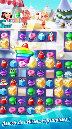 Crazy Cake Swap  captures d'écran 2