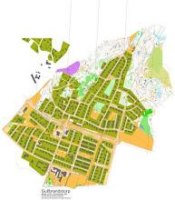 Photo: Gullbrandstorp sprintkarta