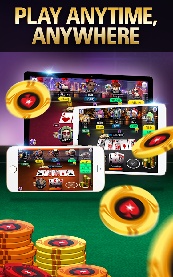 Jackpot Poker by PokerStars™- screenshot