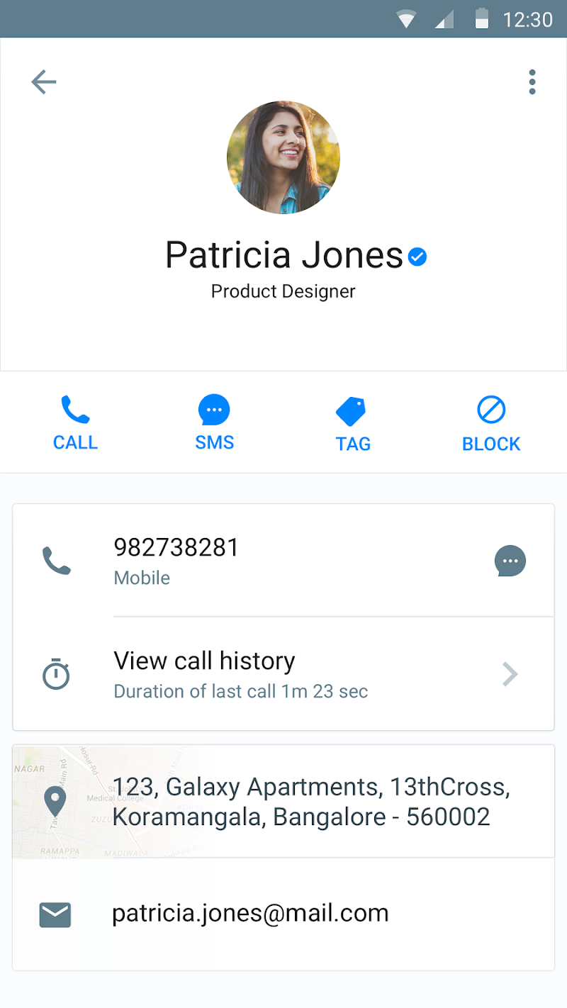 Truecaller: Caller ID, spam blocking & call record Screenshot 5