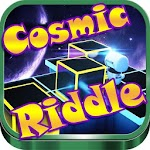 Cosmic Riddle 3D Icon