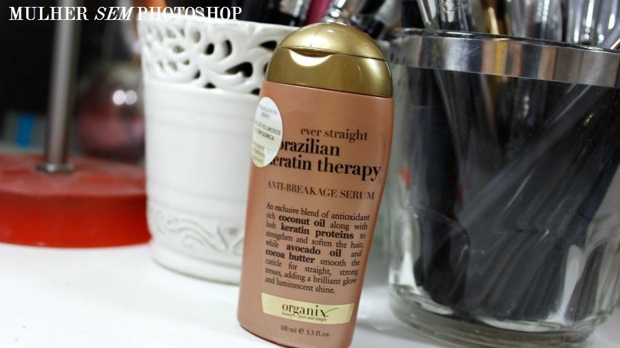 Organix Brazilian Keratin Therapy - serum