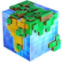WorldCraft: 3D Build & Block Craft icon