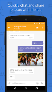 ooVoo Video Call, Text & Voice Screenshot 5