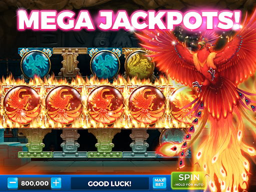 Jackpotjoy Slots - NEW Slot Machines Games 19.0.0000 screenshots 8