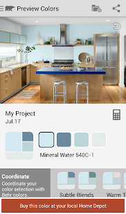 Colorsmart By Behr Mobile Apps On Google Play