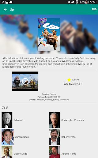 Movie Bucketlist - Watchlist 0.0.14 screenshots {n} 8