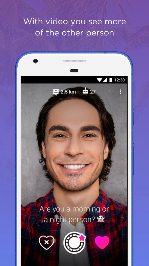 Klip - #1 video dating app- screenshot