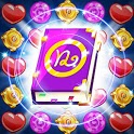 Magic Jewels: New Match 3 Games icon