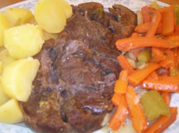 Susan's Sunday Pot Roast