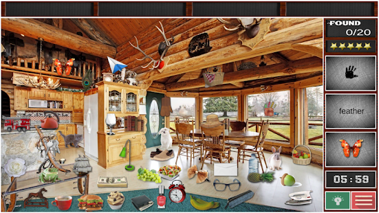 Hidden Objects Mansion 2- screenshot thumbnail