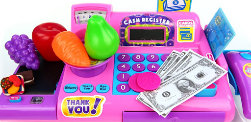 Cash Register Toys Review app (apk) free download for Android/PC/Windows screenshot
