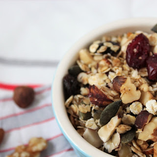 Gluten Free Sugar Free Granola Recipes.