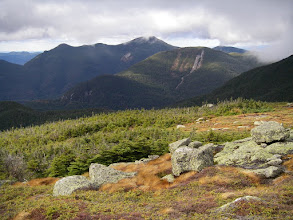 Photo: Mount Colden and the Macintyre Range from Skylight.