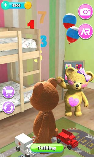 My Talking Bear 1.0.3 screenshots 5