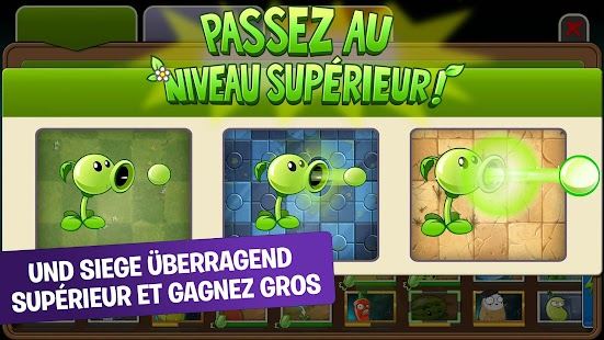 Plants vs. Zombies™ 2 Capture d'écran