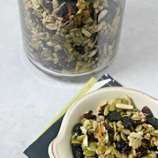Pumpkin Seed Cherry Trail Mix
