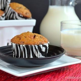 Loaded Butterfinger Banana Muffins Recipe