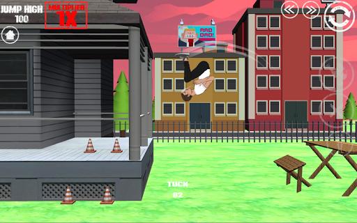 SWAGFLIP - Parkour Origins 1.53 screenshots 6