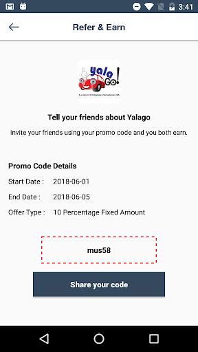 YalaGo screenshot 8